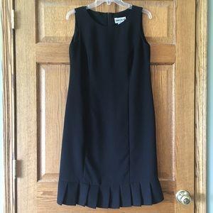 Danny & Nichole LBD Black Dress 10P